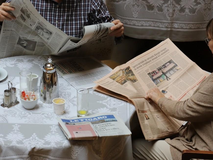 Distribution des journaux à Lyon : le double-jeu des dirigeants de Presstalis