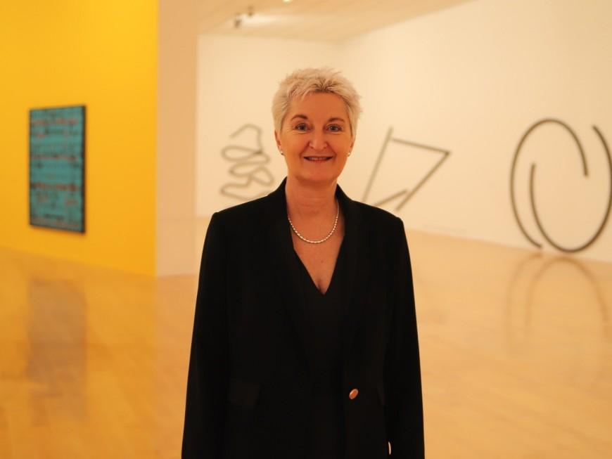 Isabelle Bertolotti prend la direction du Musée d'art contemporain de Lyon