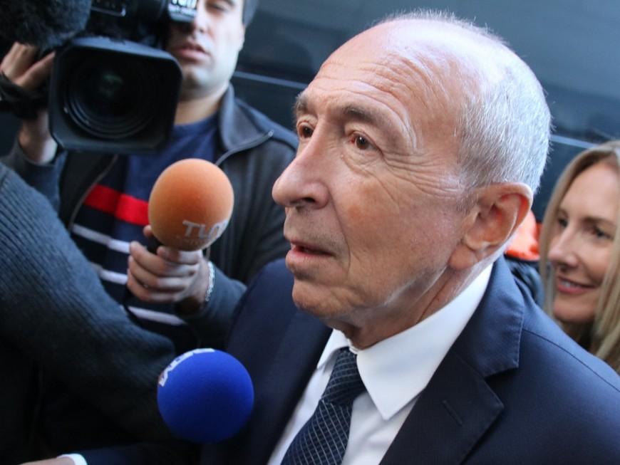 """Collomb """"pris dans un piège qu'il s'était lui-même tendu"""" selon la ministre de la Justice"""