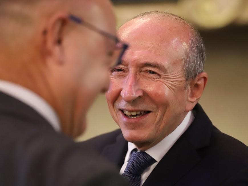 Européennes 2019 : Collomb heureux de voir LREM en tête à Lyon
