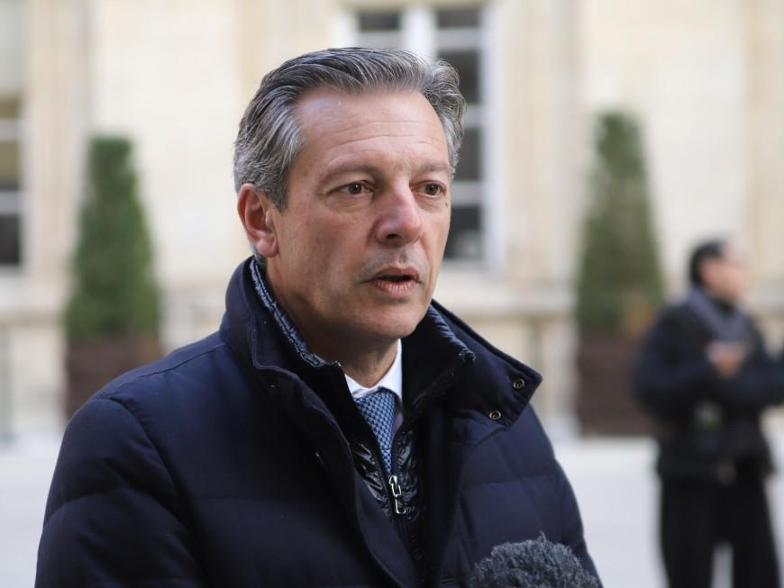 Métropole de Lyon : Pascal Blache en sursis