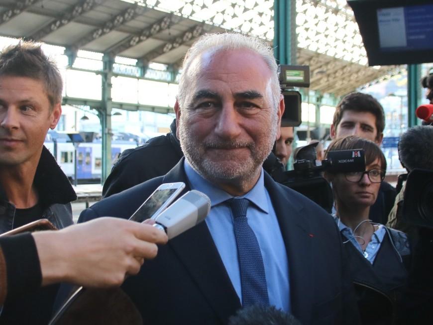 Municipales à Lyon : Georges Képénékian suspend sa campagne face à l'épidémie de coronavirus