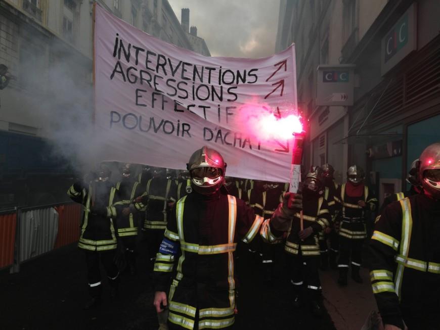 Pompier agressé à la hachette à Lyon : ses collègues vont manifester mercredi