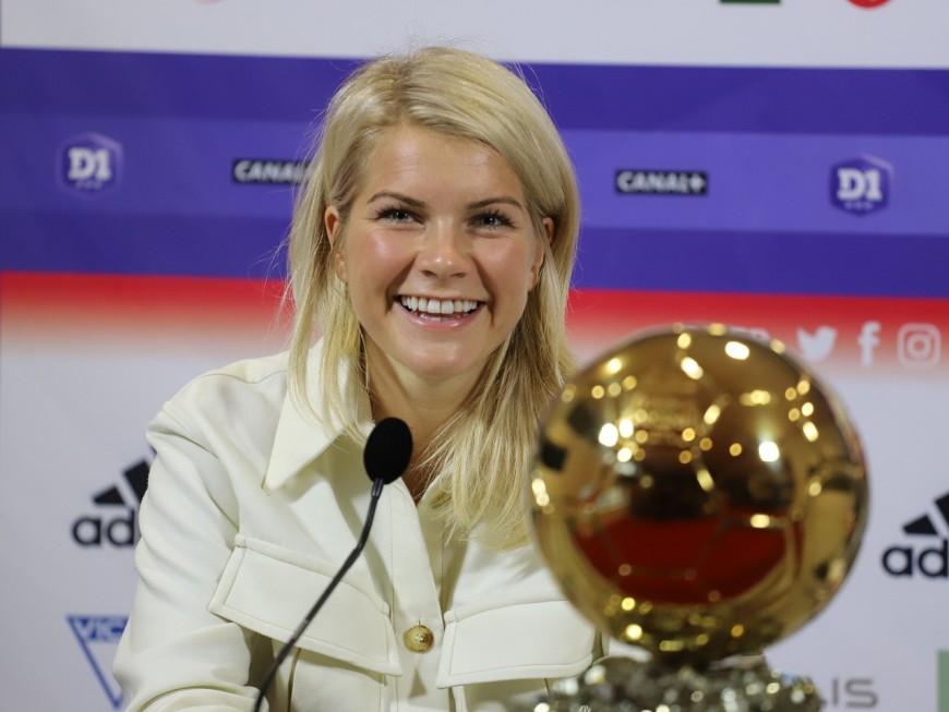 OL : Ada Hegerberg prolonge de trois saisons (officiel)