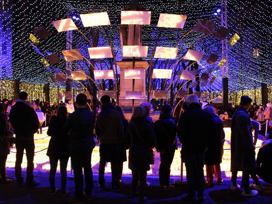 Lyon : une Fête des Lumières dans les parcs et sur une période plus longue ?