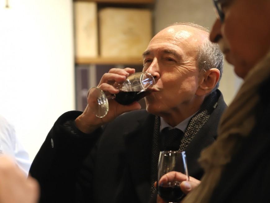Après la déconvenue des élections à Lyon, Gérard Collomb va se ressourcer avec la jet-set à Megève