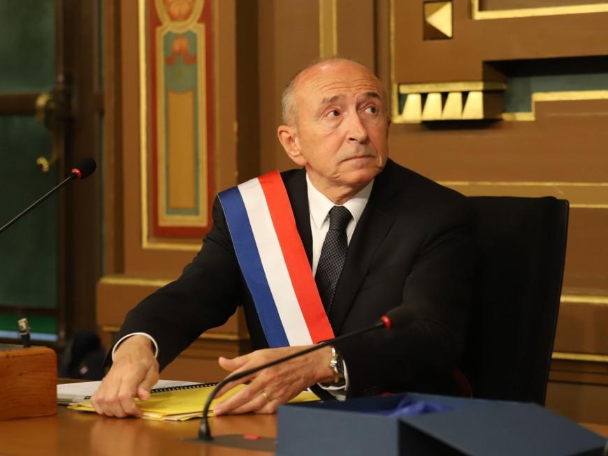 Et si Gérard Collomb se contentait du poste honorifique de maire de Lyon ?
