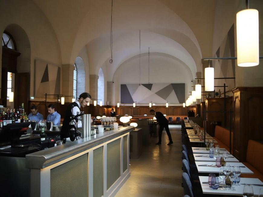 """Hôtel Dieu : le Grand Réfectoire et l'Officine ouvrent leurs portes pour une cuisine """"audacieuse"""""""