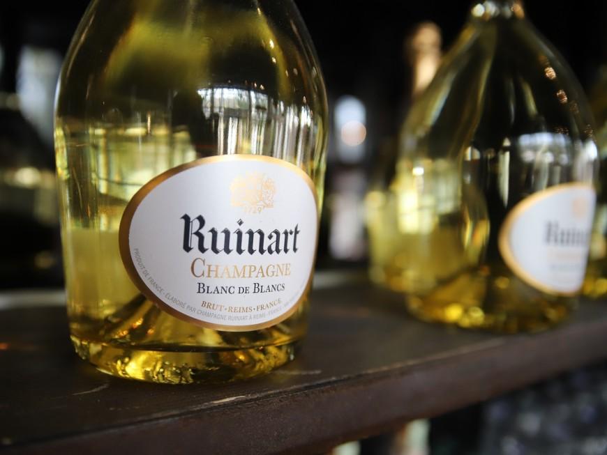 Vol de 200 000 euros de bouteilles à l'Auberge de l'Ile Barbe : deux suspects interpellés