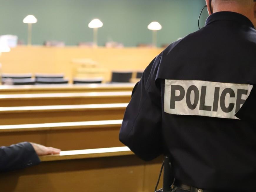 Lyon : le braqueur aux yeux clairs condamné à 13 ans de prison