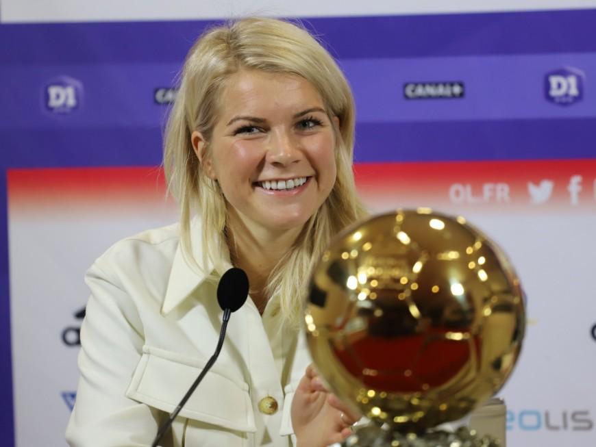 Ada Hegerberg (OL) signe pour un contrat record avec Nike
