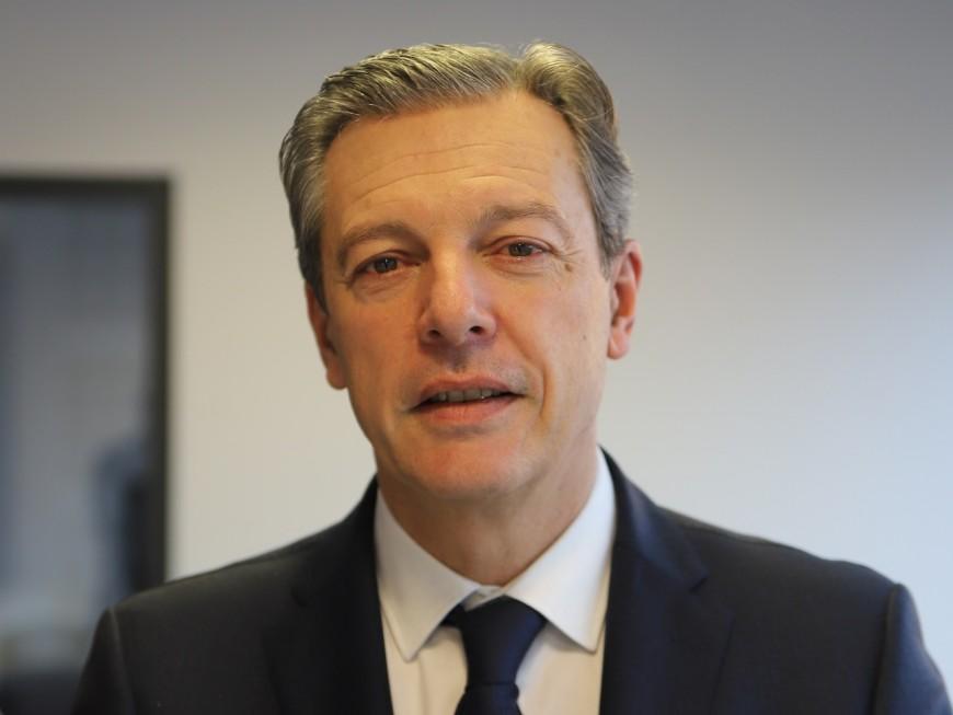 """""""Une droite pragmatique et ouverte"""" : Pascal Blache attend Xavier Bertrand à Lyon"""