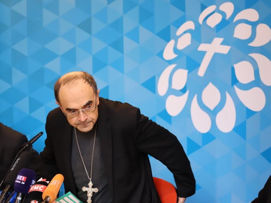 Lyon : le cardinal Barbarin va rejoindre l'archevêque de Rennes et reste à disposition du pape