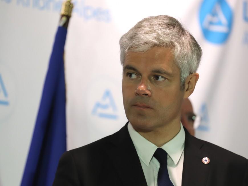 Laurent Wauquiez demande la création d'un fonds régional de protection contre les calamités climatiques