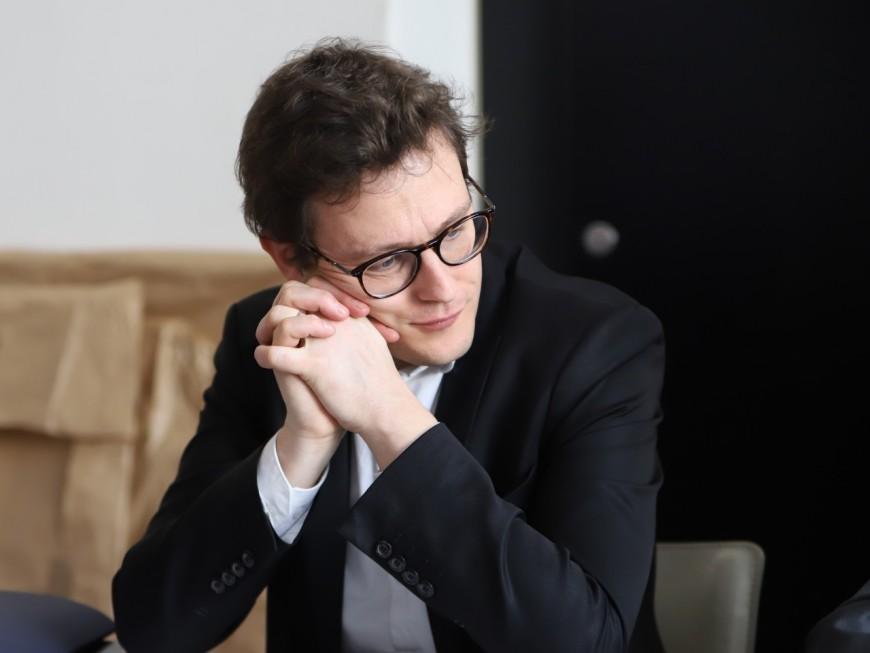 Villeurbanne : Damien Berthilier a troqué le PS pour Génération.s