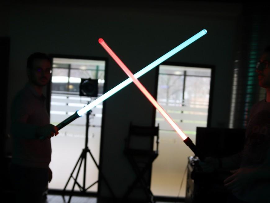 """Le sabre laser de LDLC : """"Le plus abouti de la galaxie"""""""
