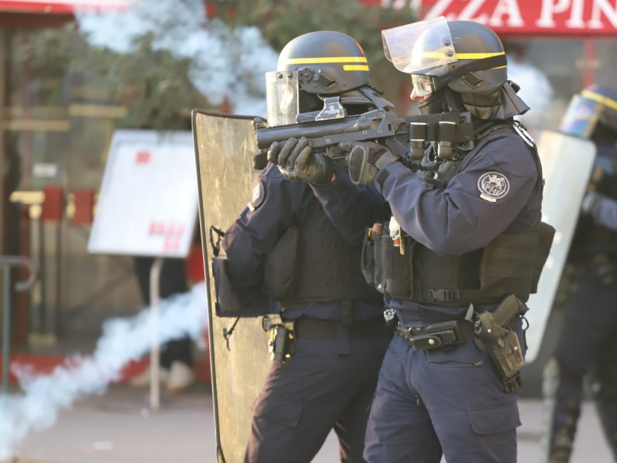 """Lyon : 350 personnes attendues pour marcher """"contre les violences et les crimes policiers"""""""
