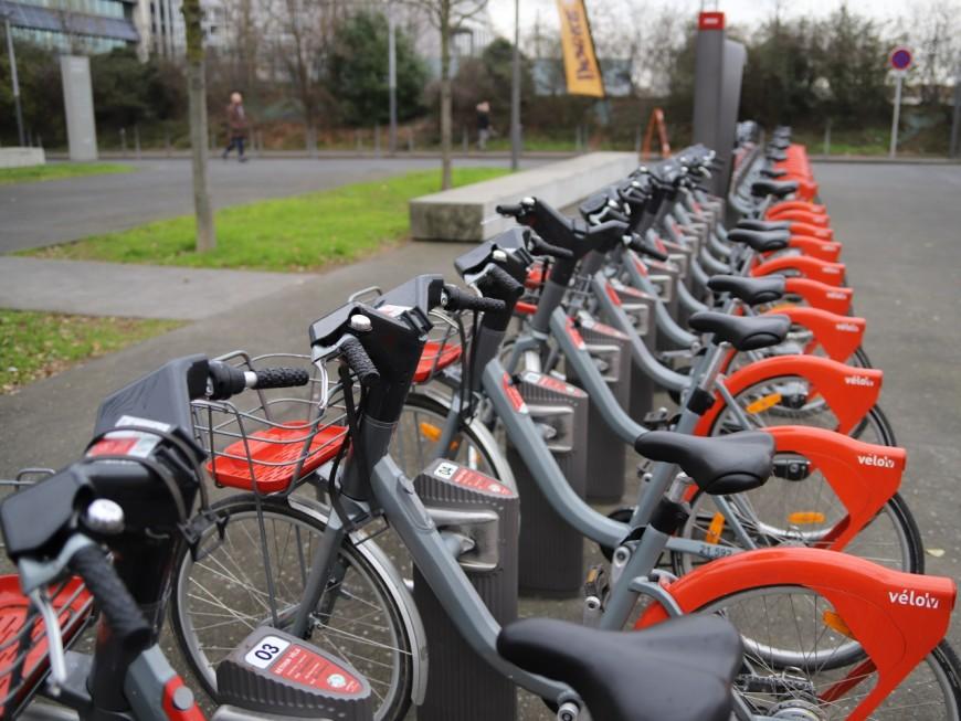 Les nouveaux Vélo'v battent un record en 2018