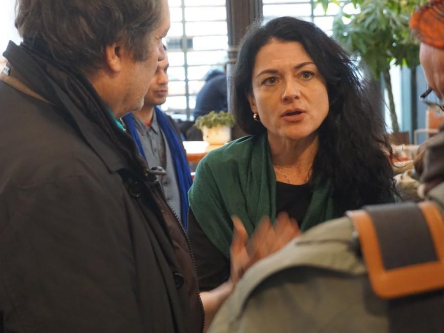Municipales à Lyon : Nathalie Perrin-Gilbert finalement candidate dans le 1er arrondissement