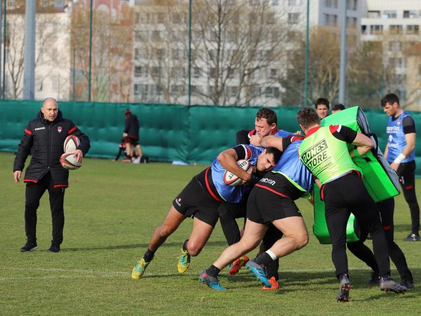 Rugby : le LOU veut croquer son dauphin