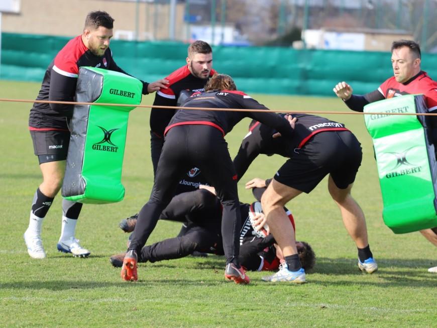Le LOU Rugby veut faire vaciller un Toulouse diminué