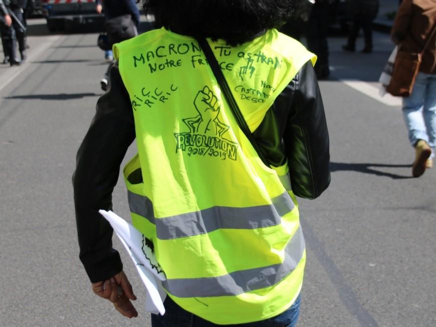 Gilets jaunes : une interpellation à Lyon ce samedi