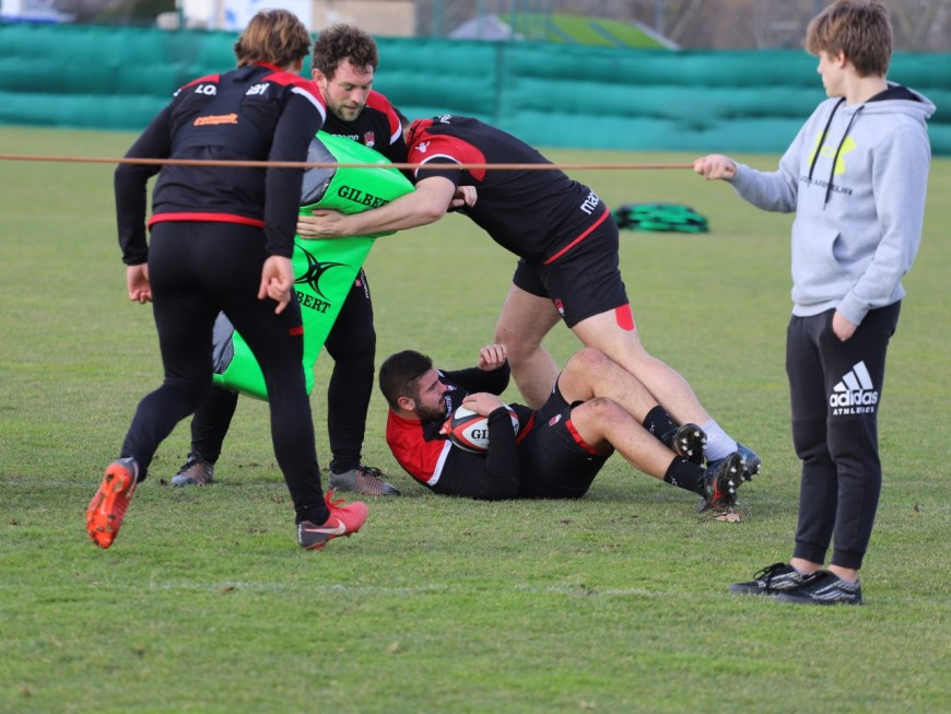"LOU Rugby : ""faire un grand match"" sur la pelouse de Toulon"