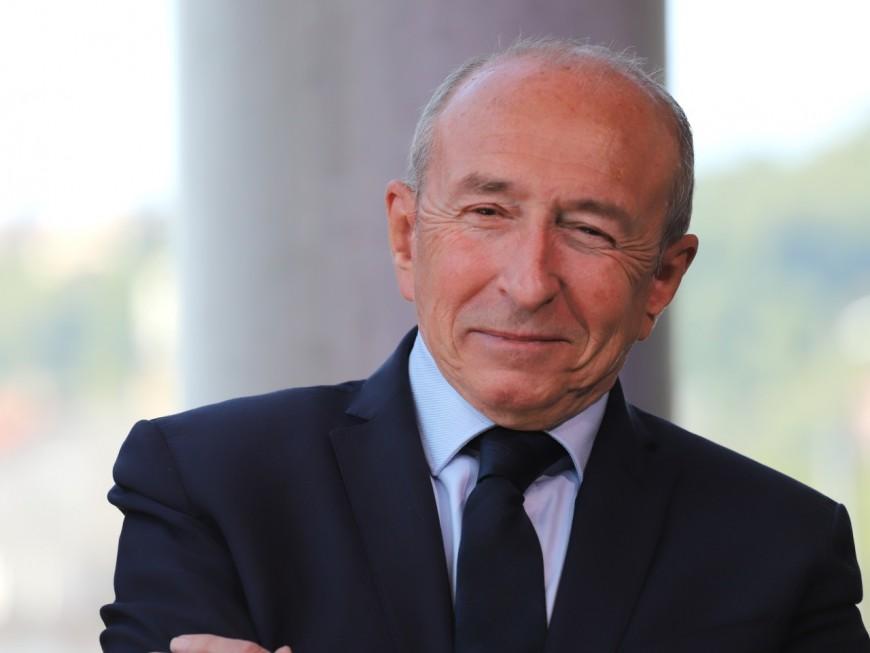 Sondage : Gérard Collomb dans le top 10 des meilleurs ministres de l'Intérieur