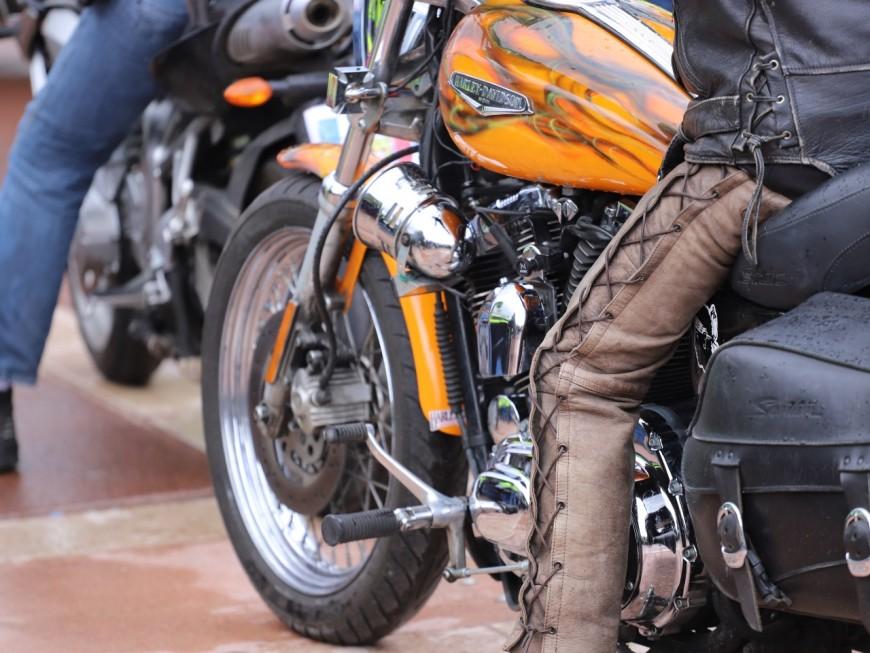 Beaujolais : il pourchasse un motard et le percute