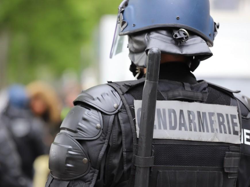 Lyon : la rue Victor Hugo bloquée samedi après-midi