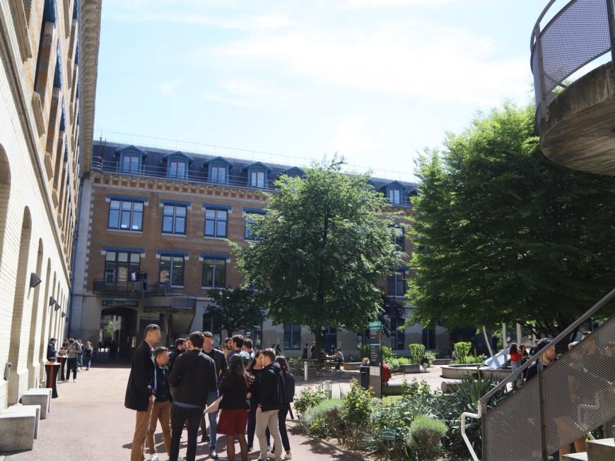 Fusion au forceps à l'Université de Lyon ?