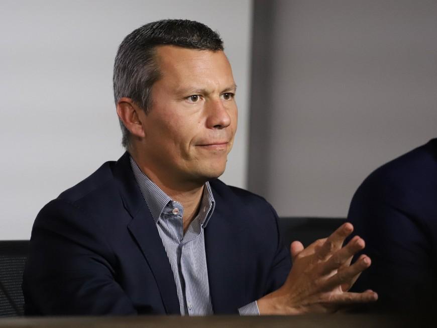 OL: Vincent Ponsot nouveau directeur général du football
