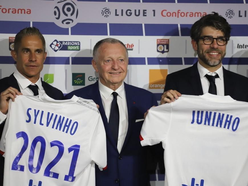 Quel visage pourrait adopter l'OL version Sylvinho-Juninho cet été ?