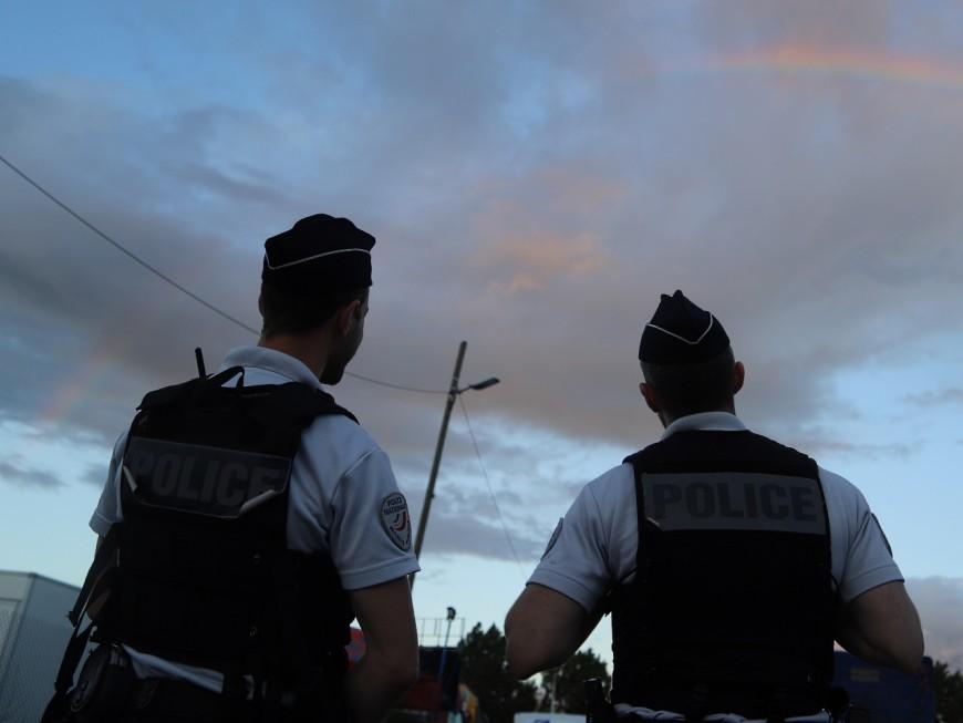 Près de Lyon : deux blessés dont un grave lors d'une violente rixe armée à Bron
