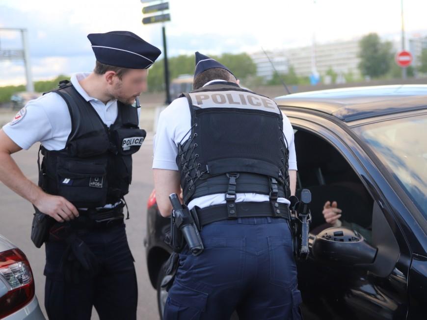 Bron : un carjacking opéré par un mineur de 16 ans seulement