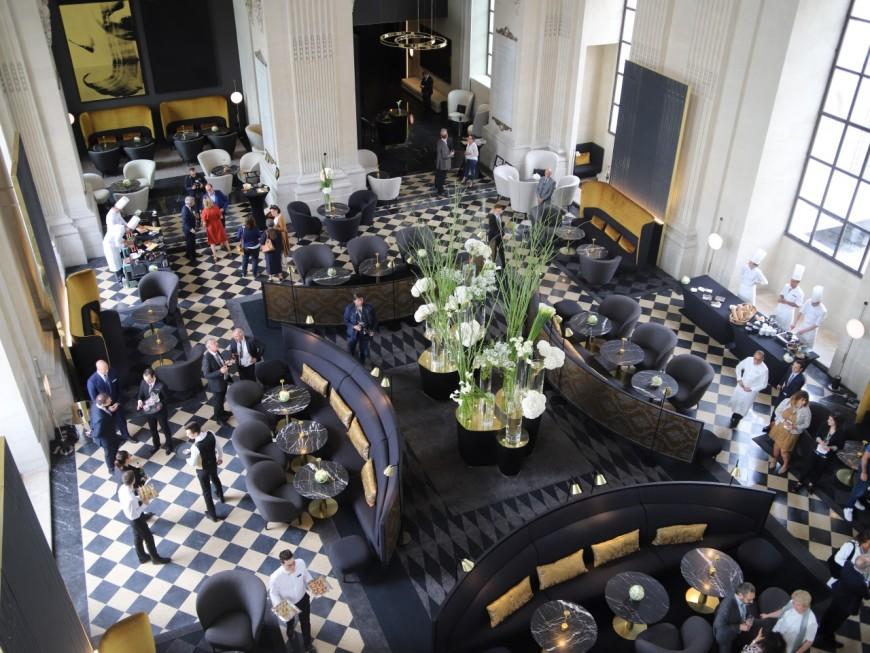 Lyon : l'InterContinental élu Meilleur Hôtel de Luxe 2019