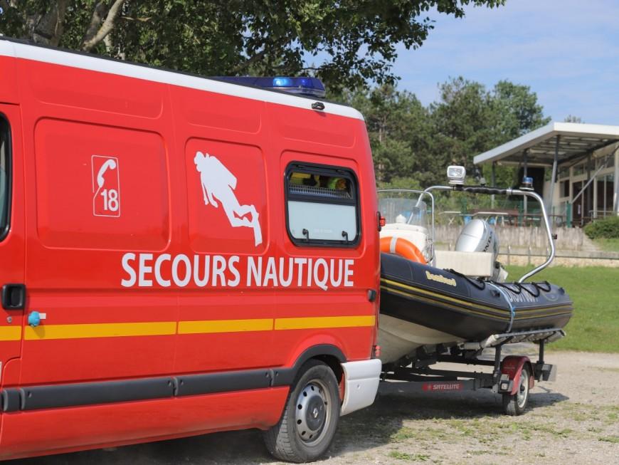 Le corps d'une septuagénaire aperçu dans le Rhône au sud de Lyon