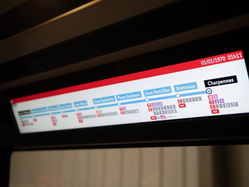 Lyon : le métro B fermera plus tôt en semaine en septembre
