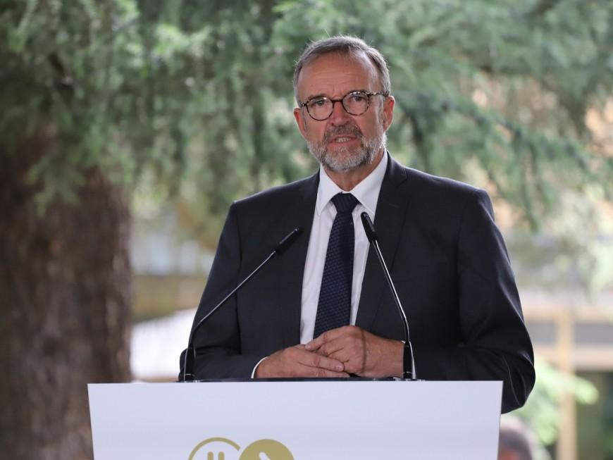 Municipales à Lyon : les têtes de liste d'Etienne Blanc (LR)