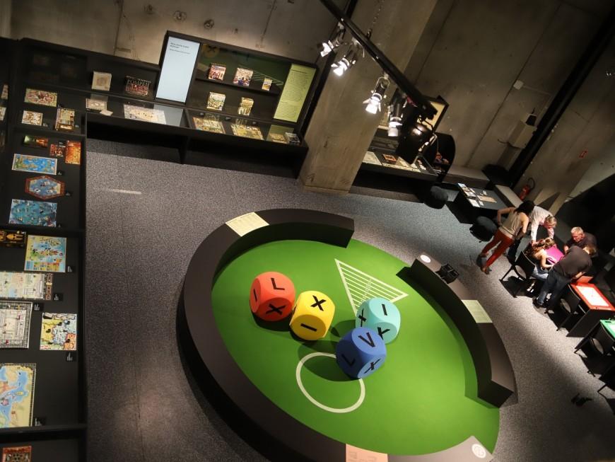 """Lugdunum-Musée : une nouvelle exposition """"Ludique - jouer dans l'Antiquité"""" - VIDEO"""