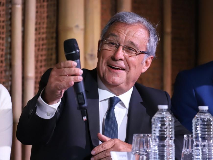 Emmanuel Imberton, président de la CCI Lyon-Métropole, a démissionné