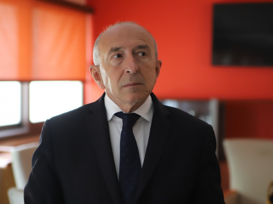 Lyon : après les insultes contre Myriam Picot, Gérard Collomb s'excuse