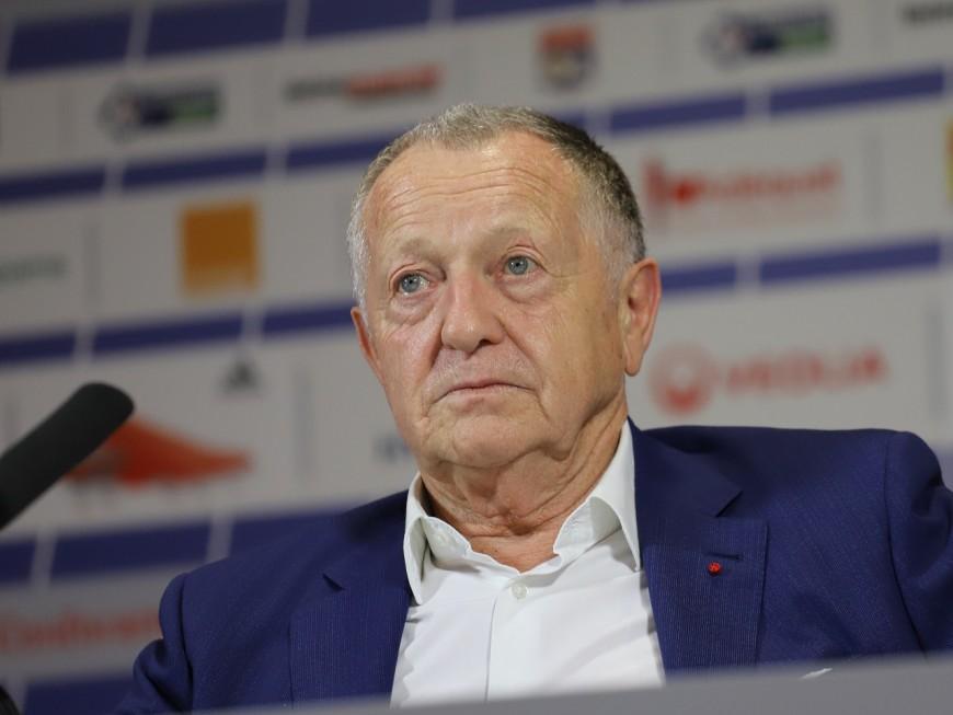 Arrêt de la Ligue 1 : recours de l'OL rejetés, Aulas va saisir le Conseil d'Etat