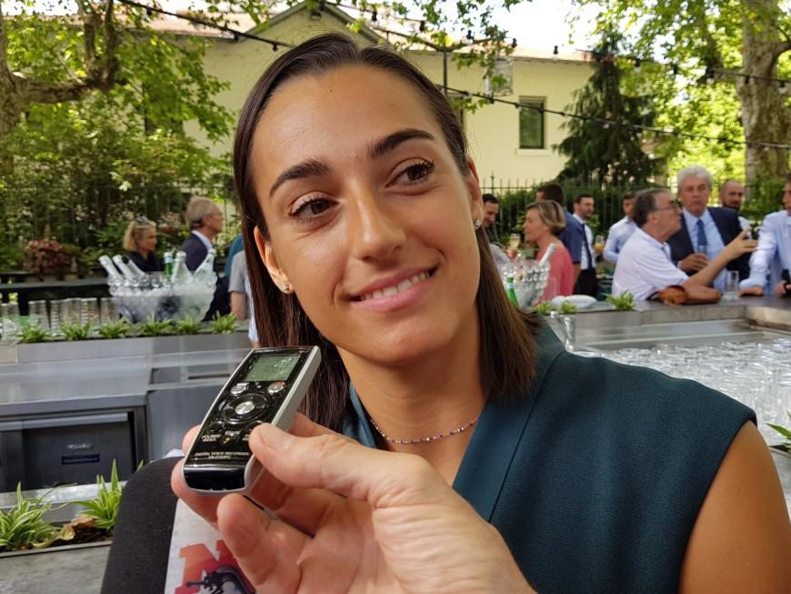 Caroline Garcia et les françaises en finale de Fed Cup
