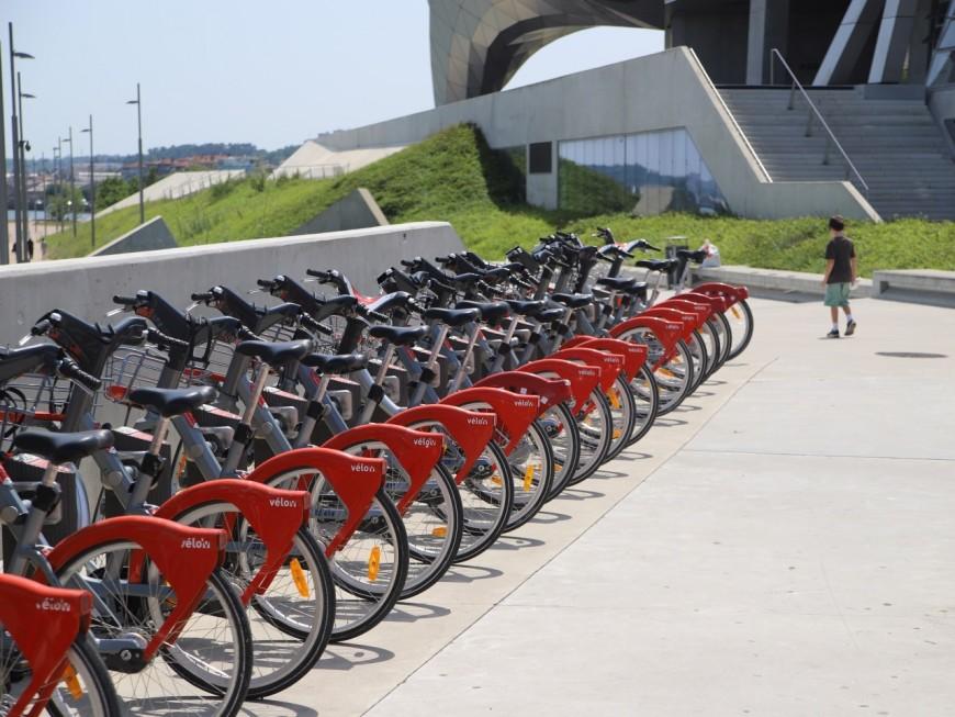 Stations, nombre de Vélo'v restants : Google Maps s'étoffe à Lyon