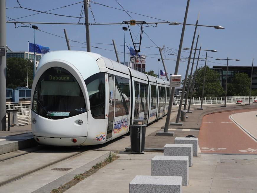 Lyon : fin de la galère pour les usagers du tramway T1 !
