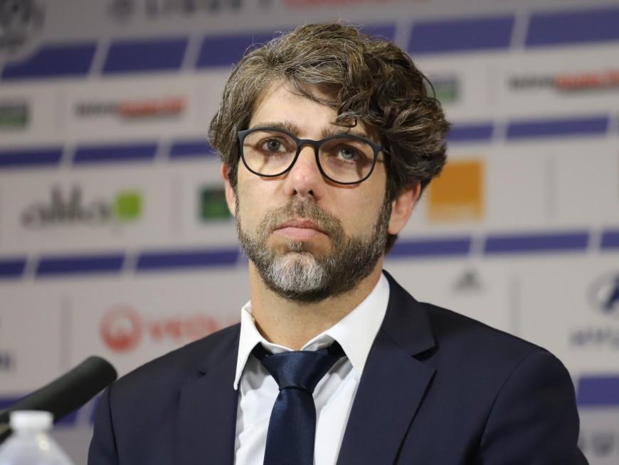 """Bruno Guimaraes à l'OL : """"c'est fait à 95%"""" selon Juninho"""
