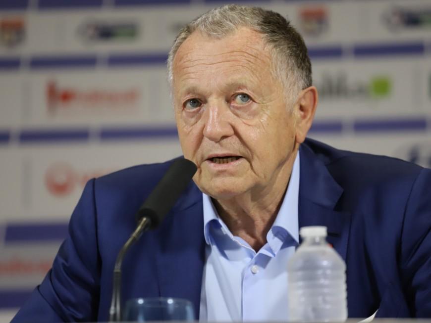 Arrêt de la Ligue 1 : Jean-Michel Aulas annonce des recours de l'OL