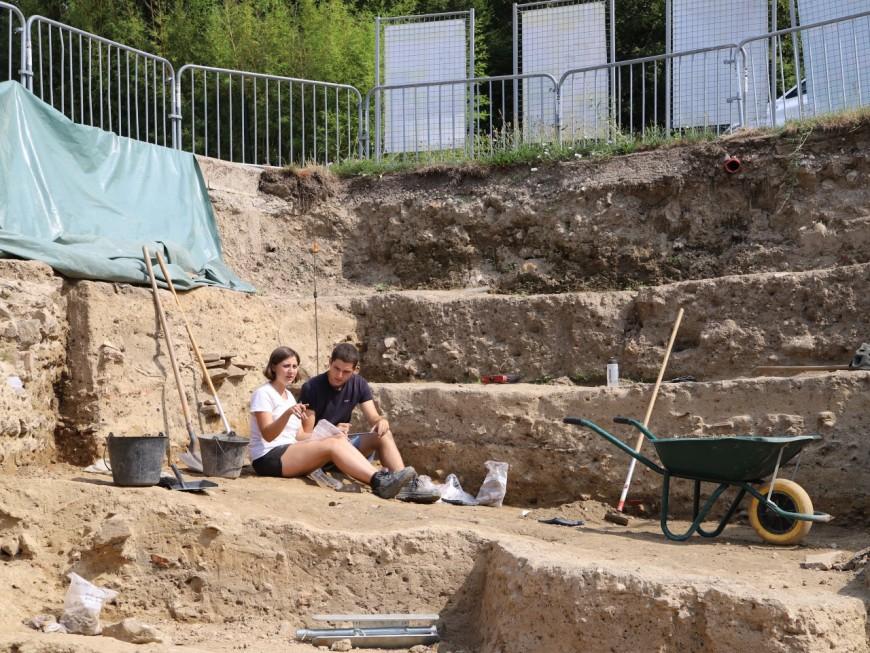 Les archéologues de Lyon en grève contre la Ville et son usage abusif des CDD
