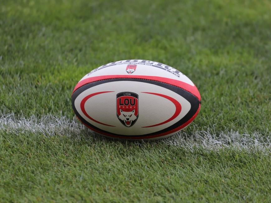 LOU Rugby: vacances avancées pour les Lyonnais, le match contre l'ASM reprogrammé le 21 novembre